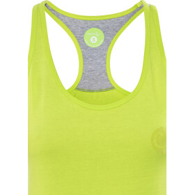 Edelrid Signature Top sin Mangas Mujer, oasis